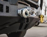 Catuned Shovelhead Winch Bumper for MB Sprinter 2008 to 2018